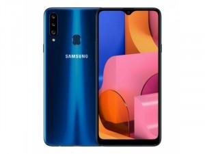 Samsung Galaxy A20s A207 32GB 3GB DualSIM Kék Okostelefon