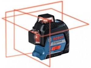BOSCH GLL 3-80 professional vonallézer