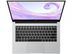 Huawei MateBook D 14 53012BMY - 14FHD , Intel® Core™ i5 Processzor-10210U, 16GB, 512GB SSD, Intel® UHD Graphics, Win10 Home, Angol Billentyűzet, Ezüst laptop