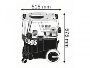 BOSCH GAS 35 L SFC+ Nedves/száraz porszívó 1200 W