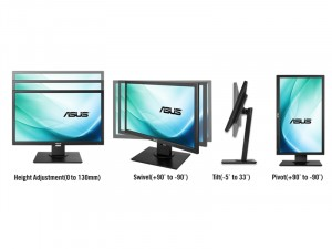 Asus BE24AQLB 24.1 Col FHD+ IPS LED Monitor