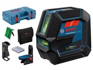 Bosch GCL 2-50 G Vonal és pontlézer - Zöld