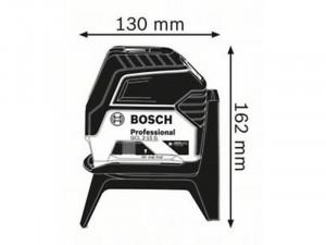 BOSCH GCL 2-15 G Vonal és pontlézer - Zöld (15 m) + Koffer