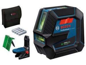 Bosch GCL 2-50 G Vonal és pontlézer -Zöld