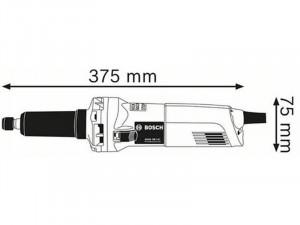 Bosch Professional GGS 28 LC hálózati egyenes csiszoló