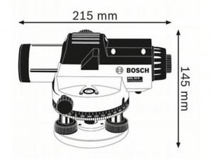 BOSCH GOL 26 D Optikai szintezőkészülék