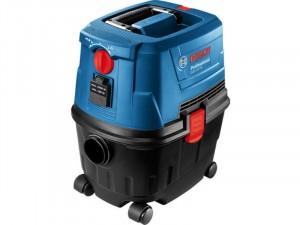 BOSCH GAS 15 PS Ipari száraz-nedves porszívó