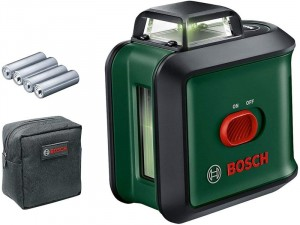 Bosch UniversalLevel 360 Keresztvonalas szintezőlézer
