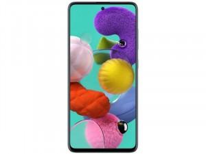 Samsung Galaxy A51 128GB 4GB LTE DualSim Ezüst Okostelefon