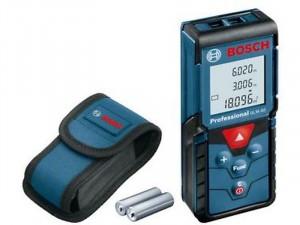 Bosch GLM 40 Professional lézeres távolságmérő