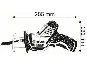 BOSCH GSA 12V-14 Szablyafűrész Li-Ion akku és töltő nélkül