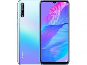 Huawei P Smart S 128GB 4GB LTE DualSim Kristálykék Okostelefon