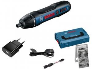 Bosch Go akkus csavarhúzó beépített akkumulátorral