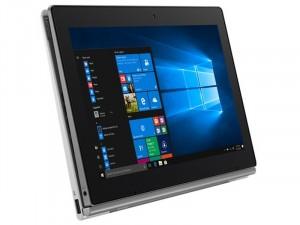 Lenovo D330 81H300JYHV 10.1 FHD Touch, Intel® Pentium N5000, 4GB, 64GB eMMC, Intel® UHD Graphics, Windows 10 Pro, szürke laptop