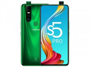 Infinix S5 Pro X660B 64GB 4GB DualSim Zöld Okostelefon