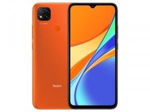 Xiaomi Redmi 9C 64GB 3GB DualSIM LTE Narancssárga Okostelefon