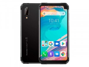 Blackview BV6100 16GB 3GB DualSim Ezüst okostelefon