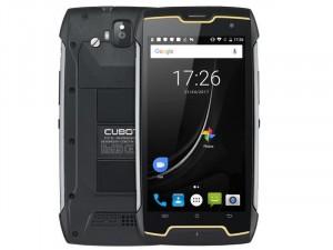 Cubot King Kong 16GB 2GB 3G DualSim Fekete Okostelefon