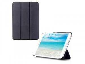 Tok tablet Samsung Galaxy Tab S2 8.0 8 SM-T710 /T715 mappa tok, Trifold, fekete