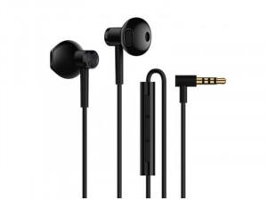 Xiaomi Mi Dual Driver fekete mikrofonos fülhallgató