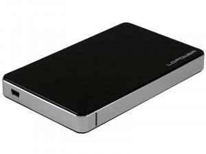 LC-Power LC-25U3B-Elektra 2.5 SATA USB3.0 HDD külső fekete ház