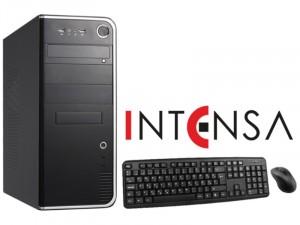 INTENSA PC - HPC-I5S-SSDV9 (i5-9400 Processzor/8GB DDR4/240GB/400W)