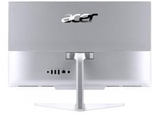 ACER AIO Aspire C22 21,5 / FHD / i3-8130U / 4GB / 256GB / Endless / ezüst asztali számítógép