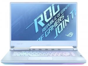 ASUS ROG STRIX G15 G512LU-AL056 15,6 FHD Matt 144hz, Intel® Core™ i7 Processzor-10750H, 8GB DDR4, 512GB SSD, NVIDIA GeForce GTX 1660Ti 4GB, FreeDOS, Gleccserkék Laptop