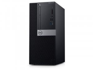 Dell Optiplex 5070 MT Intel® Core™ i5 Processzor i5-9500 - 8 GB RAM - 256 GB SSD Win10Pro Fekete Asztali Számítógép