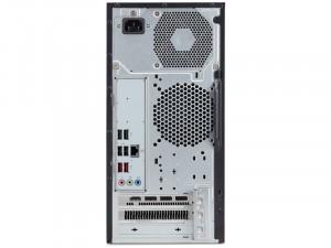 Acer Nitro 50 asztali számítógép - Ci5-9400F, 8GB (1x8GB), 256GB SSD, 2TBHDD, DVD-RW, 1xRTX260 6GB, Windows 10 Home