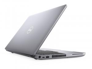 Dell Precision 3551 - 15.6 FHD, Core™ i7-10750H, 16GB, 512GB SSD, Nvidia Quadro P620 4GB, W10ProMUI, Ezüst Laptop