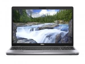 Dell Latitude 5510 - 15.6 FHD, Core™ i5-10210H, 8GB, 256GB SSD, Intel® UHD, Win10Pro, Ezüst laptop