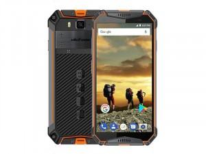 Ulefone Armor 3W 64GB Dual-SIM 6GB Narancssárga Okostelefon