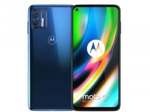 Motorola Moto G9 Plus 128GB 4GB Dual-SIM Kék Okostelefon