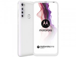 Motorola One Fusion 128GB Dual-SIM Fehér Okostelefon