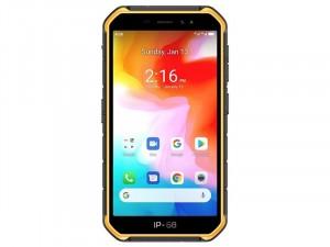 Ulefone Armor X7 Pro 32GB 4GB DualSIM Narancssárga Okostelefon