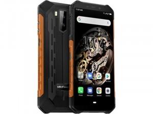 Ulefone Armor X5 32GB 3GB Dual-SIM Narancssárga Okostelefon