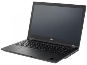 Fujitsu Lifebook LFBKE5510-3 E5510M171FHU - 15,6 FHD IPS, Intel® Core™ i7 Processzor-10510U, 8GB, 512GB SSD, UHD, Win10Pro, Fekete Laptop