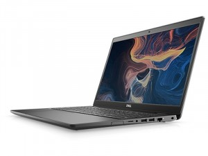 Dell Latitude 3510 - 15.6 FHD WLED LCD Matt, Intel® Core™ i5 Processzor-10210U, 8GB DDR4, 256GB SSD, UHD, Windows 10 Pro, Fekete Laptop