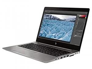 HP ZBOOK 14U G6 14.0 FHD Core™ I7-8655U, 16GB, 512GB SSD, AMD Radeon Pro WX 3200 4GB, Win10Pro, Szürke Laptop