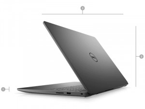 DELL Vostro 3501 V3501-3 15.6 FHD IPS Core™ i3-1005G1 8GB 256GB SSD Intel® UHD Win10P Fekete Laptop