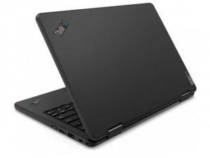 Lenovo ThinkPad 11e Yoga G6 20SES0CD00, 11.6 HD IPS Matt Touch, Intel® Core™ i5 Processzor-8200Y, 8GB DDR3, 256GB SSD, Intel® UHD 615, Win10H, Fekete Laptop + Véletlen törés garancia