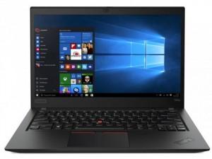 Lenovo ThinkPad T495s 20QJ000JHV - 14 FHD Matt, AMD Ryzen 5 3500U, 8GB DDR4, 256GB SSD, AMD Radeon Vega 8, Windows 10 Pro, Fekete Laptop