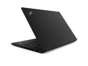 Lenovo ThinkPad T14s 20S00043HV - 14 FHD IPS Matt, Intel® Core™ i5 Processzor-10210U, 8GB DDR4, 256GB SSD, Intel® UHD Graphics, Windows 10 Pro, Fekete Laptop