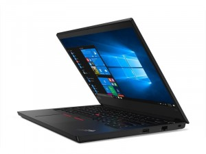 Lenovo ThinkPad E14 20RA001BHV - 14 FHD Matt, Intel® Core™ i7 Processzor-10510U, 16GB DDR4, 512GB SSD, Intel® UHD Graphics, Windows 10 Pro, Fekete Laptop