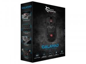 WhiteShark GM-5007B Galahad Fekete GAMER egér
