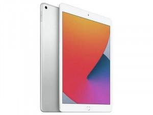 Apple iPad 10.2 2020 128GB LTE Ezüst Tablet