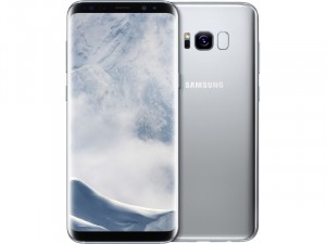 Samsung Galaxy S8 Plus G955F 64GB Dual Sim LTE Ezüst Okostelefon