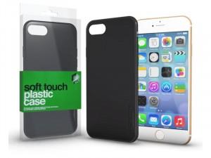 Huawei Mate 20 Pro Soft-touch Műanyag Fekete tok