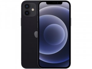 Apple iPhone 12 128GB Fekete Okostelefon